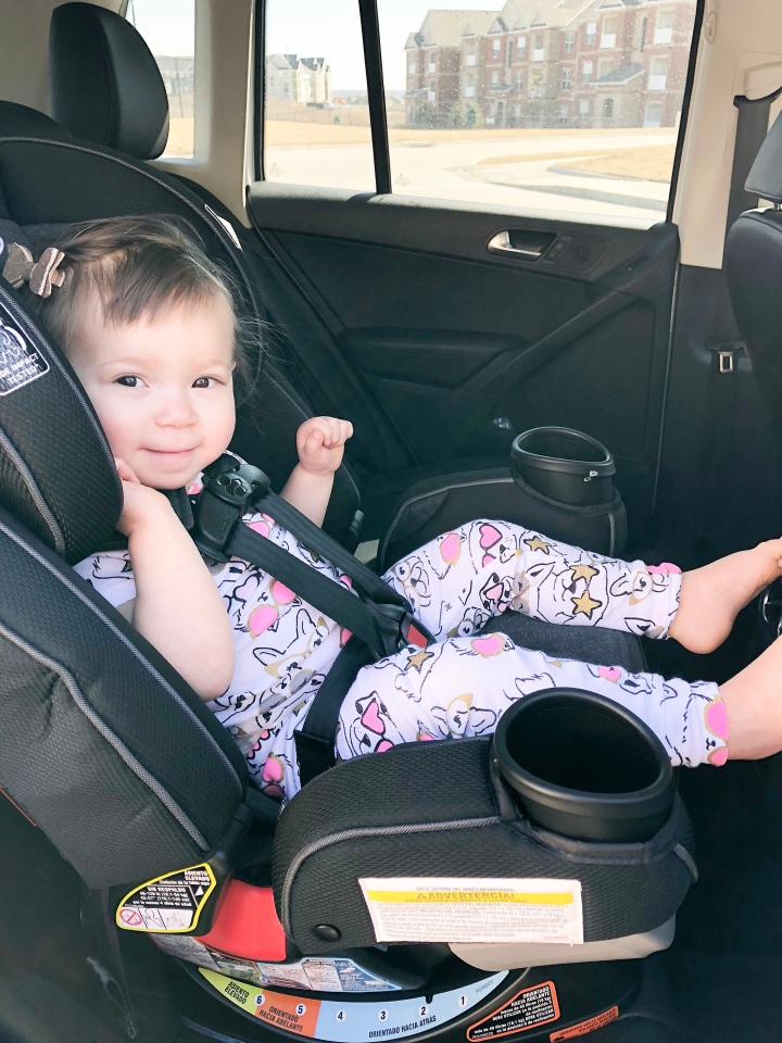 The Car Seat Is Easy To Install Can Recline 6 Positions Lily Living Good Life Lol I Love How You Adjust Headrest Fit Your Child